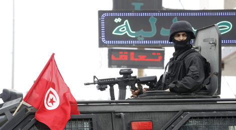 Tunisia Sweeps Out Terror Cells