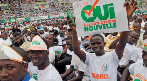 Côte d'Ivoire Signs New Constitution Into Law