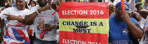 Ghana's Elections are Model for Africa