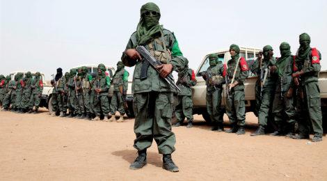 Joint Patrol Signals New Era in Mali