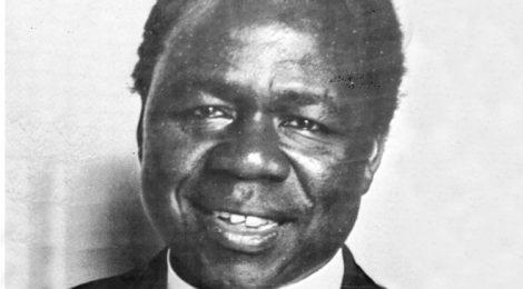 Archbishop Janani Luwum Martyr of Uganda