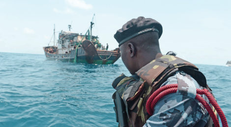African States Band Together to Protect Gulf of Guinea