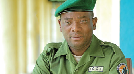 Park Ranger Wins  Environmental Prize
