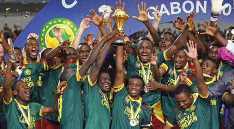 Africa Wants Five More Slots for World Cup