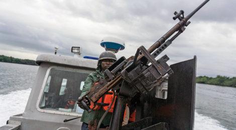 الكاميرون ونيجيريا تشيدان بالشراكة البحرية المنتجة