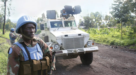 Peacekeepers Must Earn Trust, Rise to Challenges