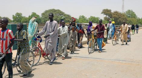 Market Reopens at Cameroonian Border