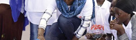 West African Girls Shine in Senegal Tech Battle