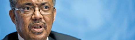 Ethiopia's Tedros Takes the Helm of WHO