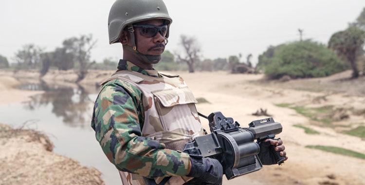 Battling Boko Haram