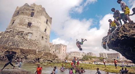 UNE OASIS DE PLAISIR EN SOMALIE