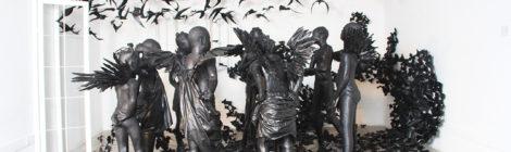فنانة نيجيرية تفوز بجائزة مرموقة