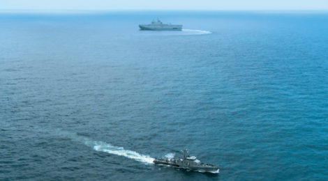 French-Led Exercise Seeks Security in Gulf of Guinea