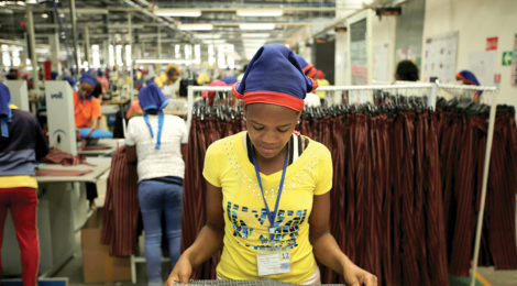 Ethiopia bets on clothes to build industrial future