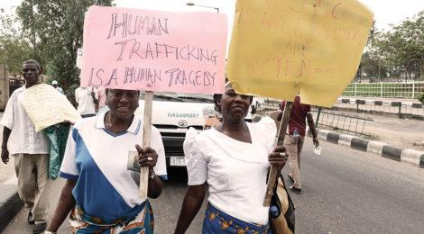 Nigeria Takes Aim at Human Trafficking