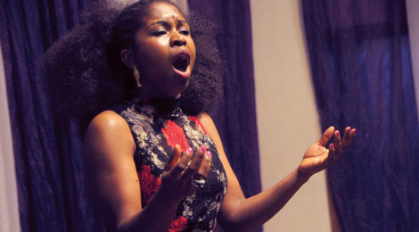 Bello-issima! Nigerian Singer Takes Opera World by Storm