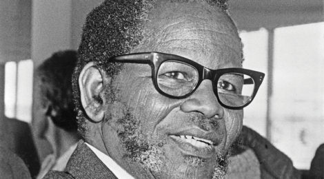 Oliver Tambo: From Exile to Exalted